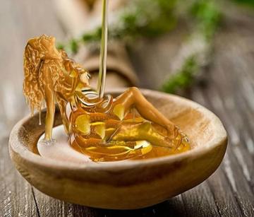 Шугаринг рецепт с медом
