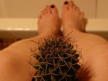 Колючие ноги
