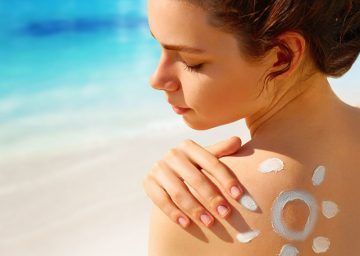 Солнцезащитный крем после лазерной эпиляции