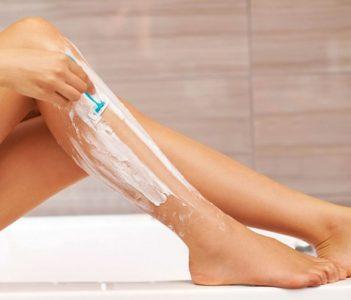 Подготовка к лазерной эпиляции ног
