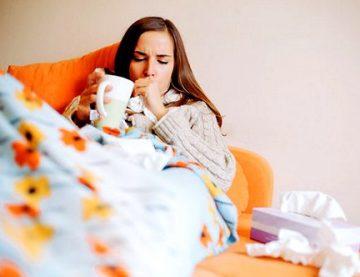 Лазерная эпиляция при простуде