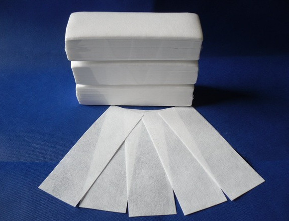 Бандажные полоски для шугаринга