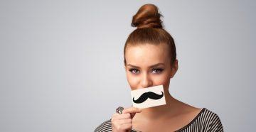 Крем для депиляции верхней губы и бровей