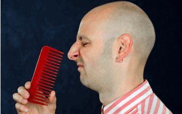 Сбрить волосы на голове