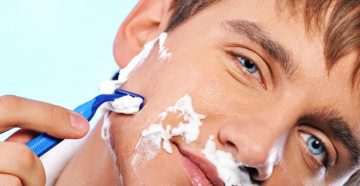 Порезы при бритье