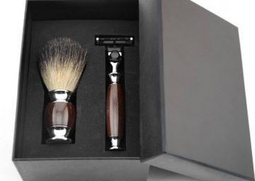 Как выбрать подарочный набор для бритья