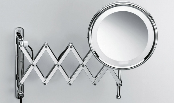 Зеркало на кронштейне