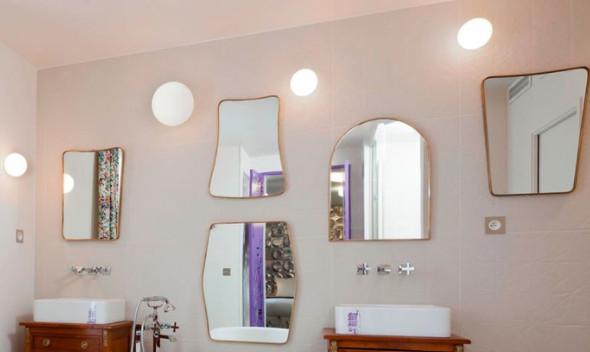 Зеркала разной формы