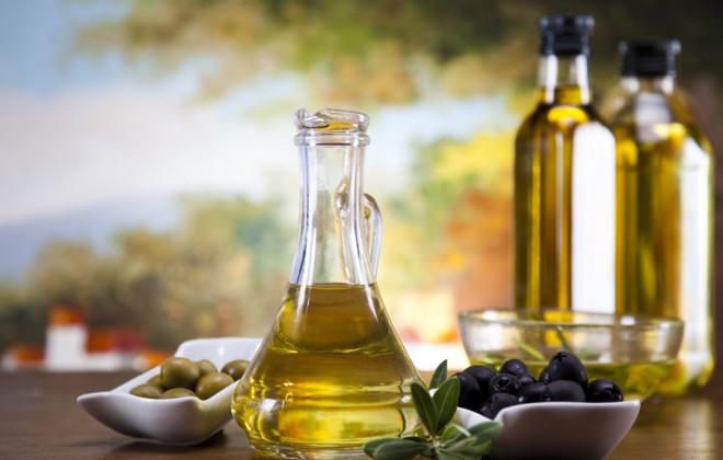 Оливковое масло для бритья