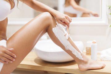 Крем для бритья для женщин