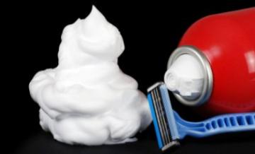 Как сделать пену для бритья фото 756