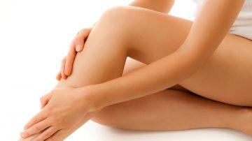 Как скрыть волосы на ногах